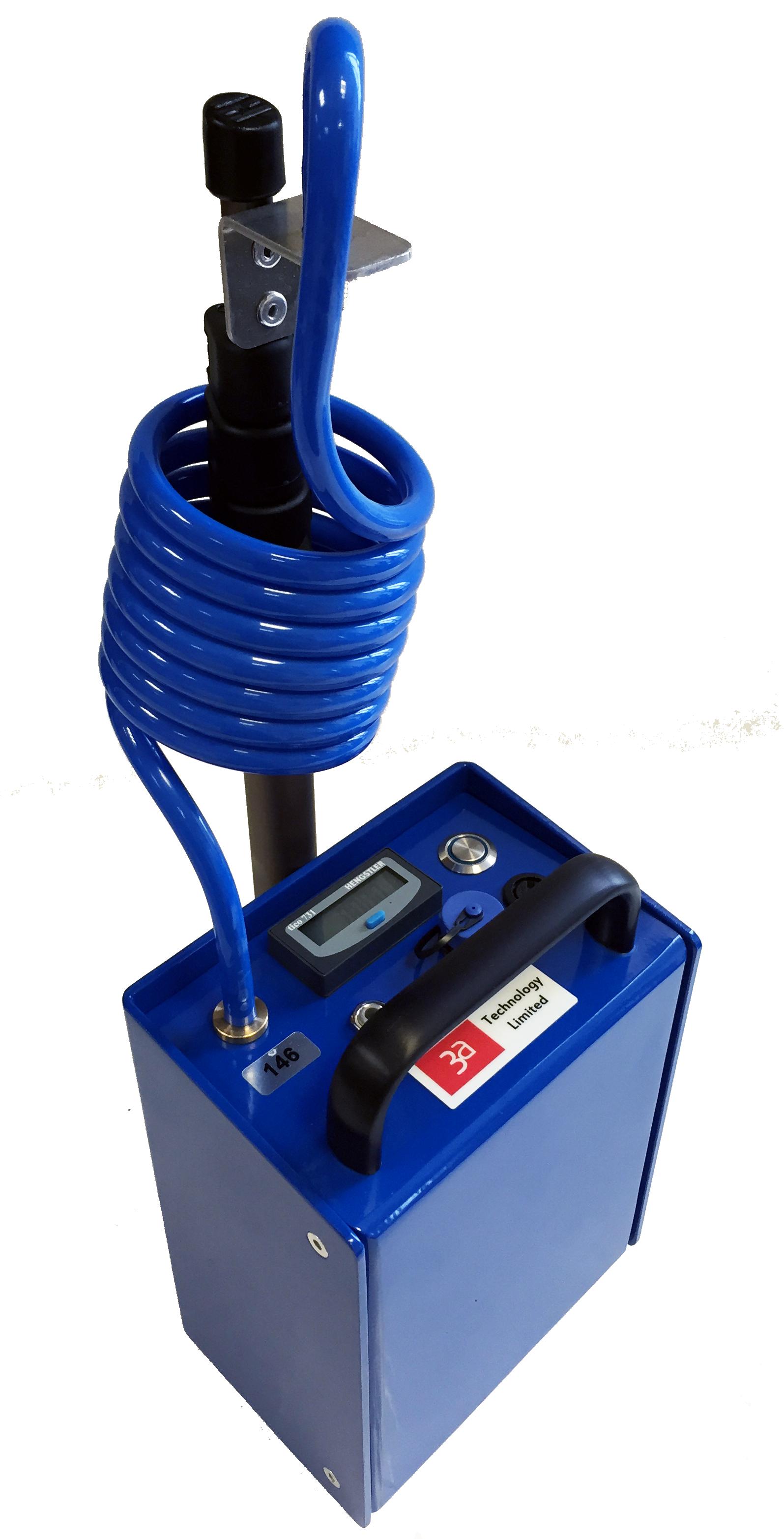 Asbestos Air Monitoring Pumps : Jtf tt l min air sampling pump