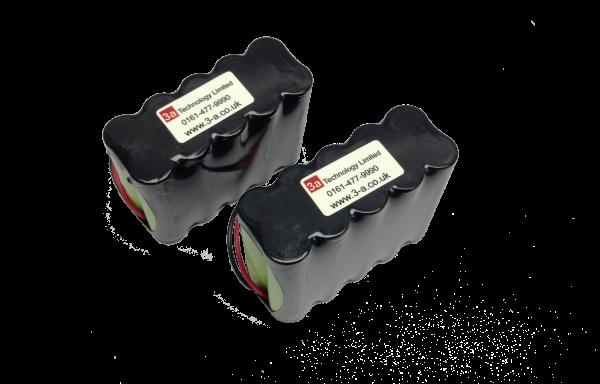 12V 4.5Ah Battery Pack (Older JD8/16) x2