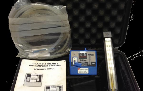 [HIRE] – GilAir-3 (1-3L/min) Personal Sampling Pump
