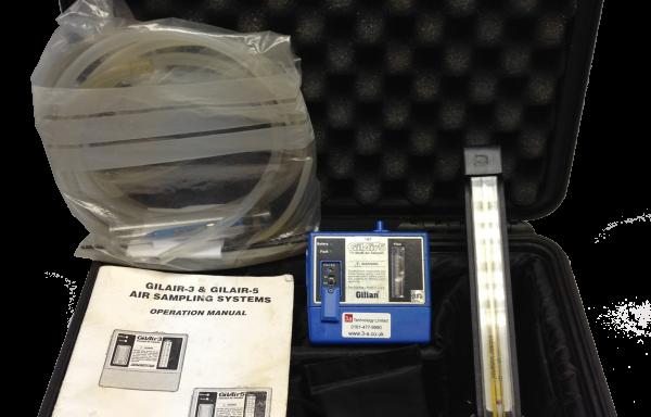 [HIRE] – GilAir-5 (1-5L/min) Personal Sampling Pump