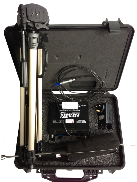[HIRE] – Outdoor Weather Kit for CEL-63x Sound Level Meter