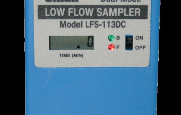 Gilian LFS-113 Low Flow Personal Sampling Pump