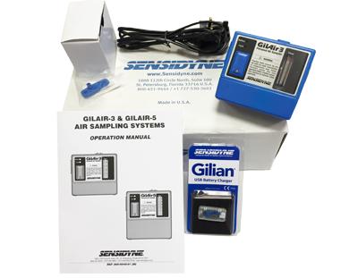 Gilian GilAir-3 Starter Kit
